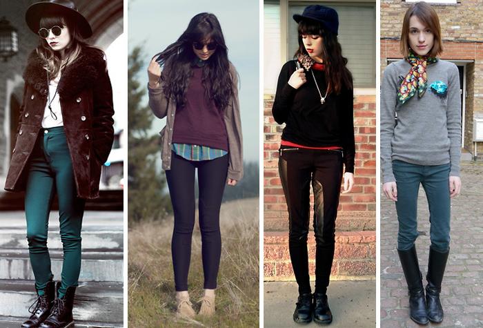 como usar calça montaria preta e verde