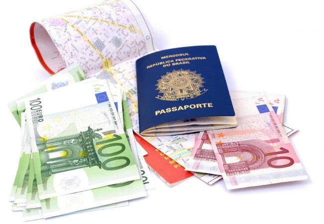 planejando viagem ao exterior