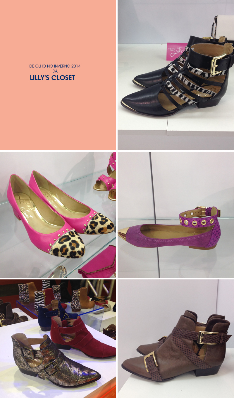 tendências em botas para o inverno 2014
