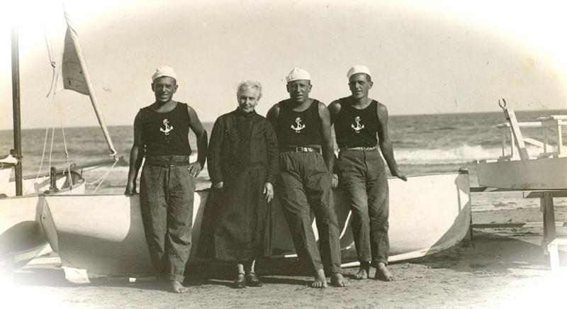 história da calça jeans usada por marinheiros