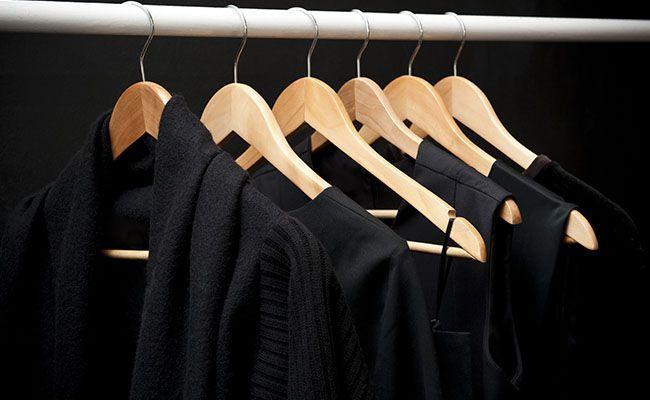 roupa preta como lavar
