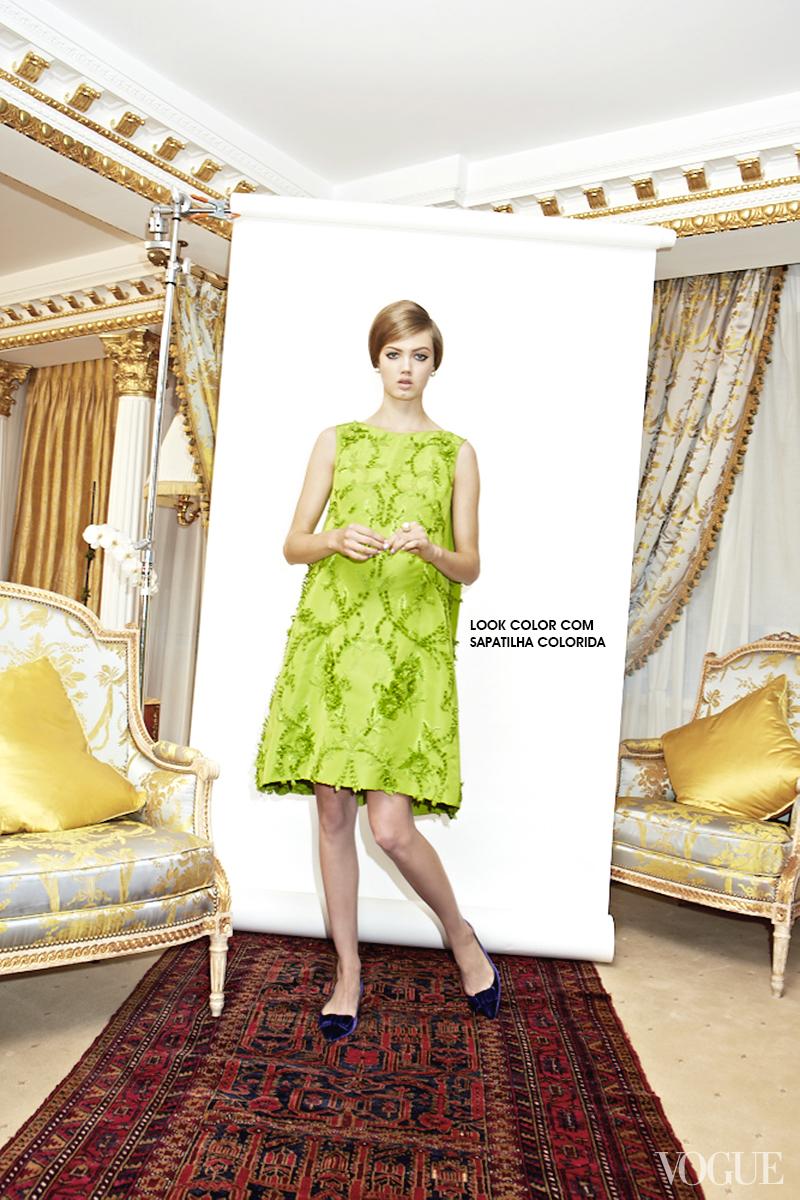Como usar sapatilha flats com vestidos de festas combinações e cores