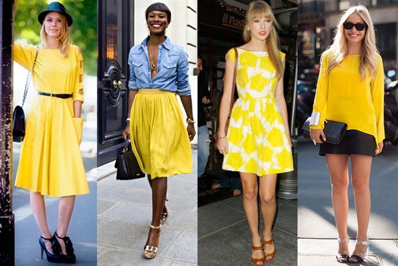 Look amarelo para usar no final de ano e significado das cores
