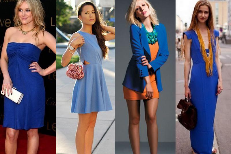 Look azul para usar no final de ano e significado das cores