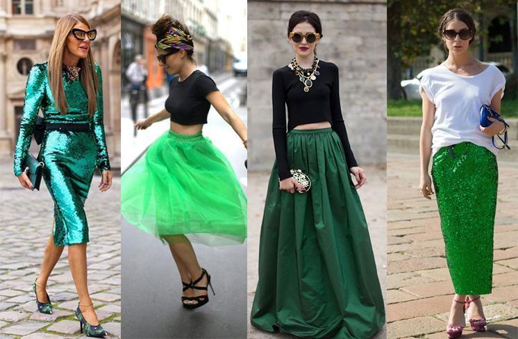 Look verde para usar no final de ano e significado das cores