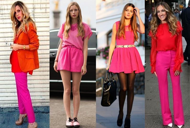 Looks rosa para usar no final de ano e significado das cores