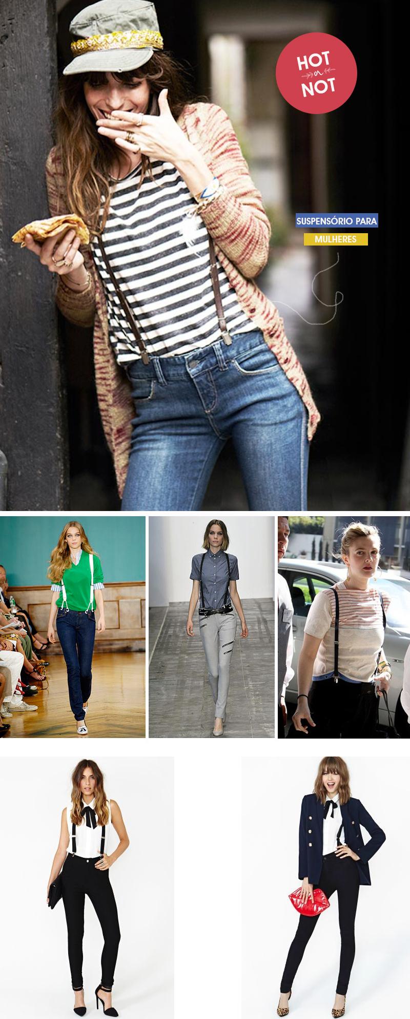 Suspensório para mulheres como usar dicas estilo moda