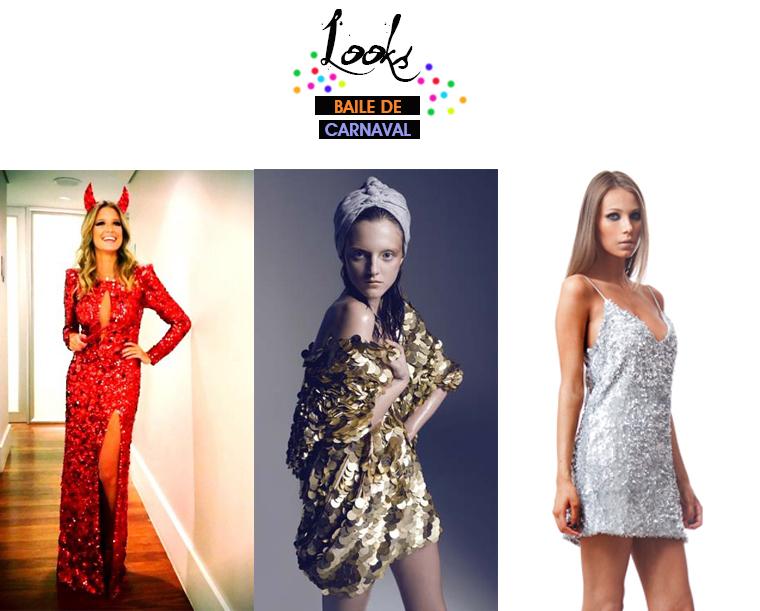 LOOKS baile de carnaval 2014