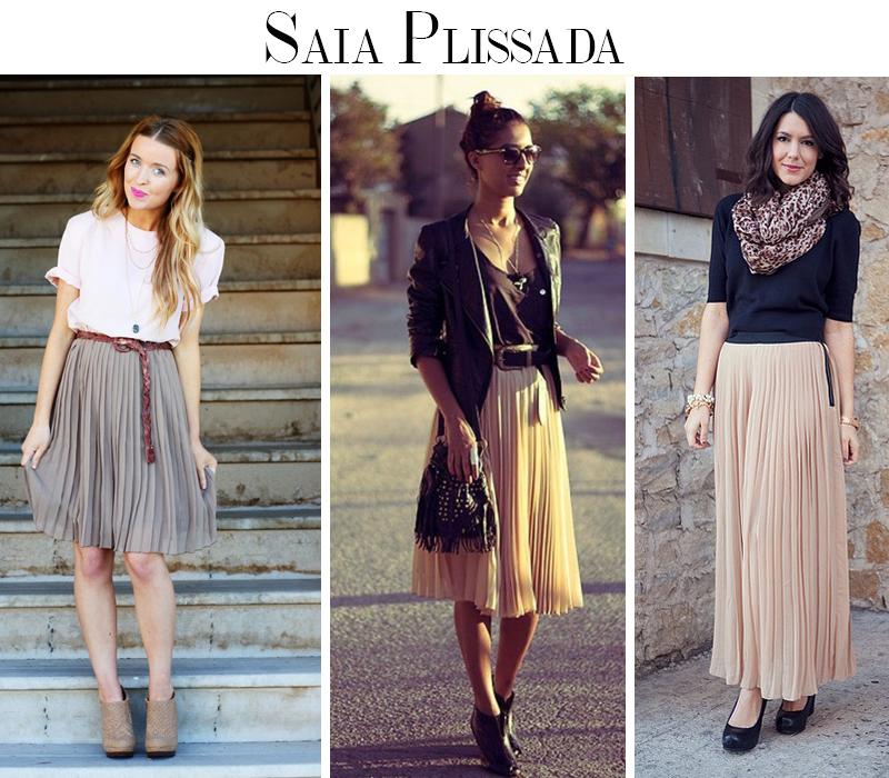 Como usar saia plissada dicas de moda e tendências