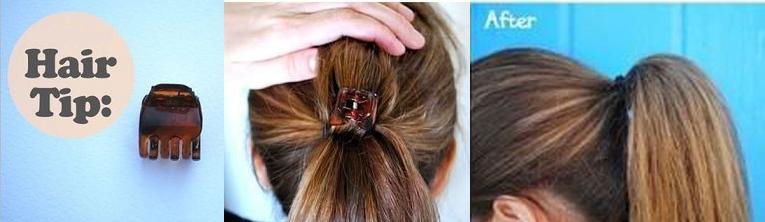 dicas e penteados de cabelos