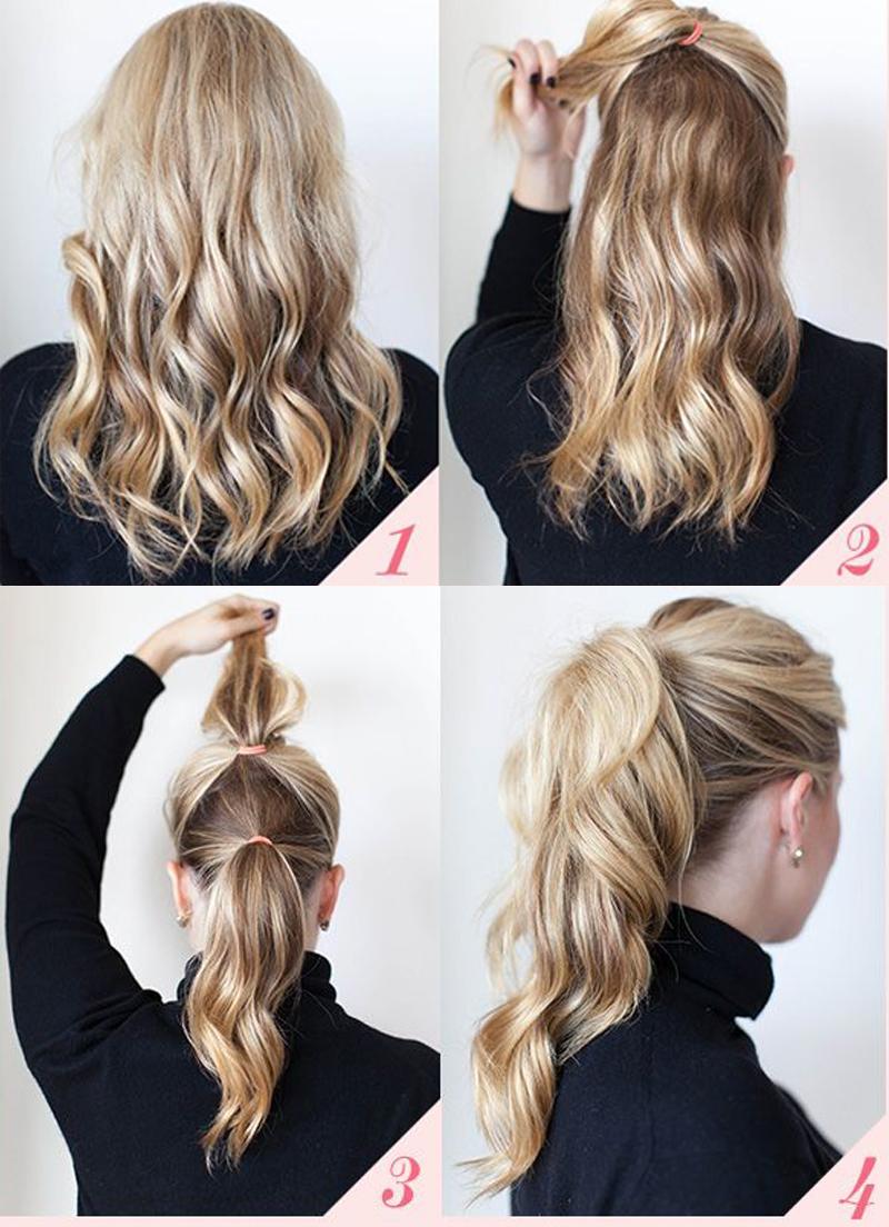 dicas para fazer penteados de cabelos (2)