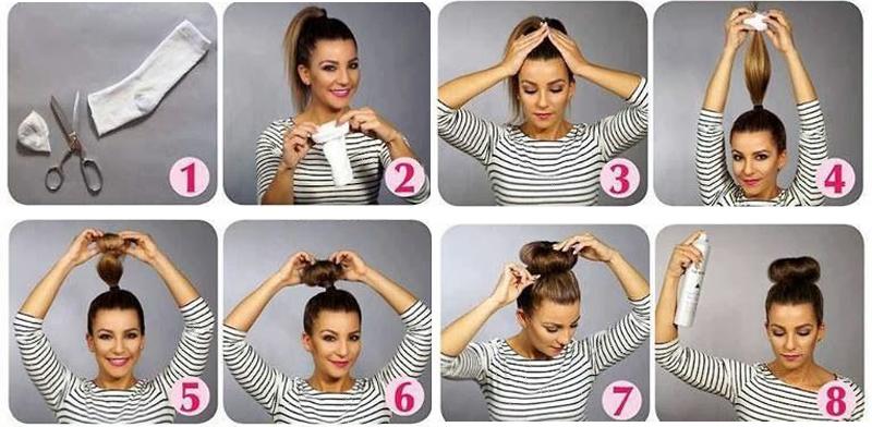 faça em casa penteados de cabelos fáceis (1)