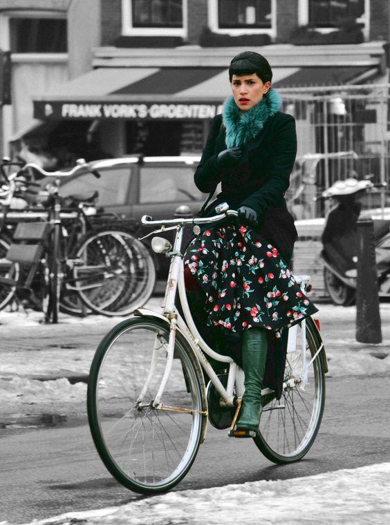 estilo de bicicleta