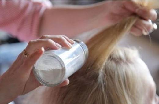 shampoo a seco como usar
