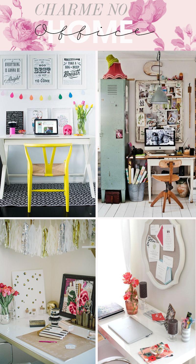 Veja como montar o seu home office com dicas simples e criativas