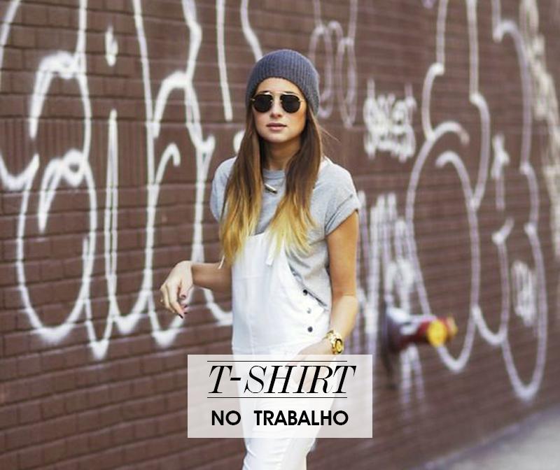 como usar camiseta branca no trabalho 5 maneiras estilosas de usar