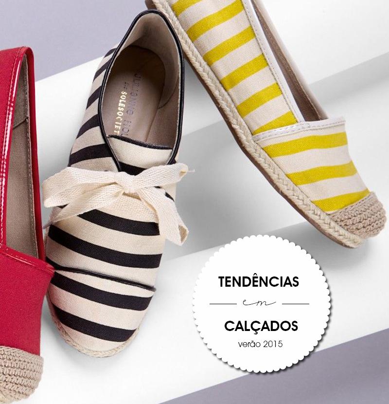tendências em sandálias e sapatos femininos verão 2015
