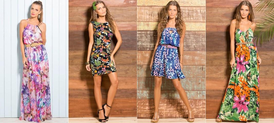 vestidos longos tendência verão 2015
