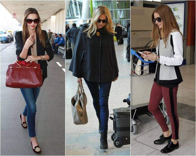 Sapatos para viagem internacional