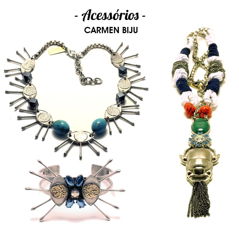 Acessórios Carmen Biju - We Fashion Trends