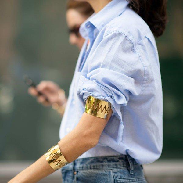 como usar braceletes de forma estilosa - we fashion trends