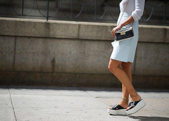 flatform como usar esse sapato