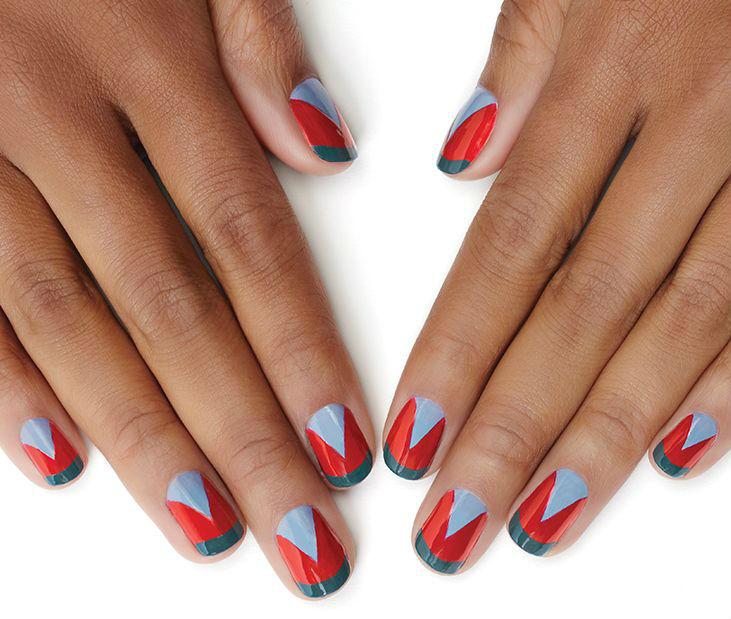 3 ideias de tutoriais de nail art unhas decoradas
