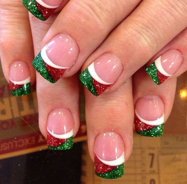 Nail art para usar no Natal  20
