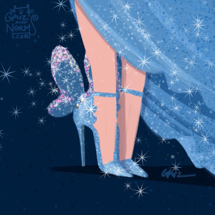 Fada Azul Sophia Webster