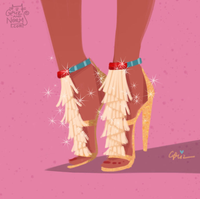 Pocahontas chloe