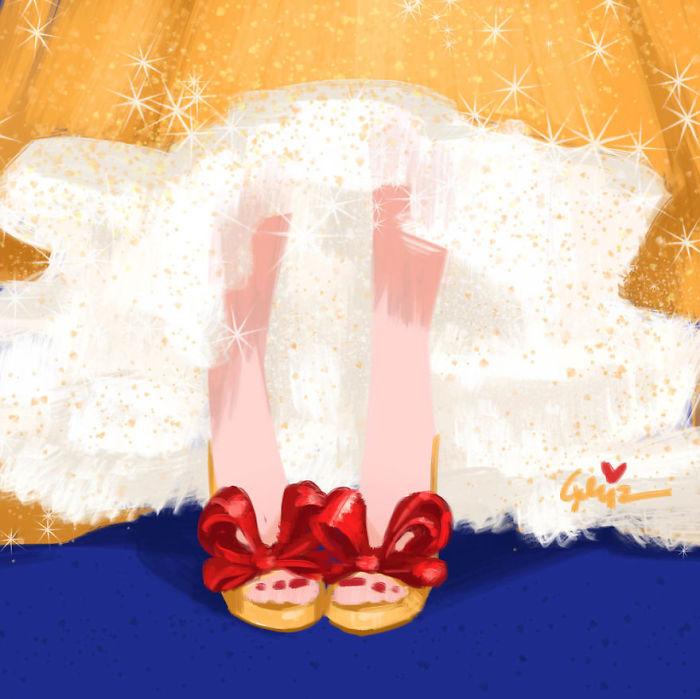 Snow White Valentino