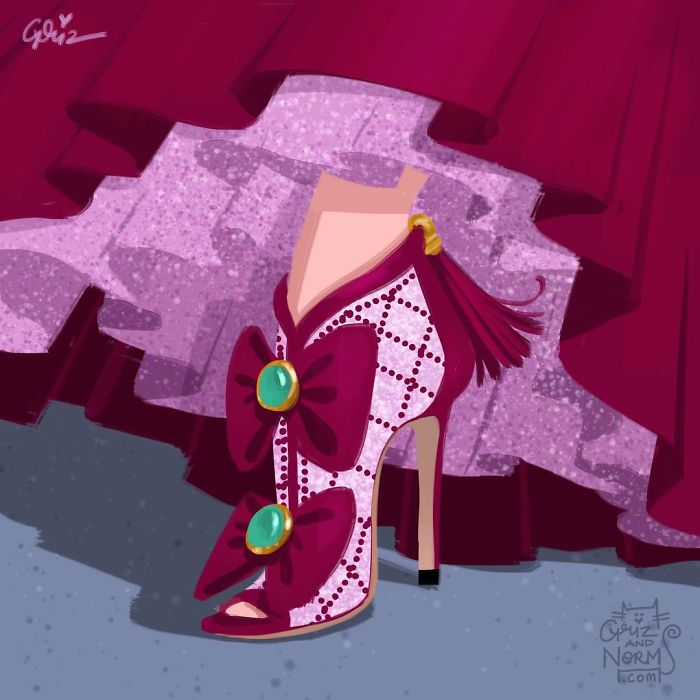 lady tremaine chanel