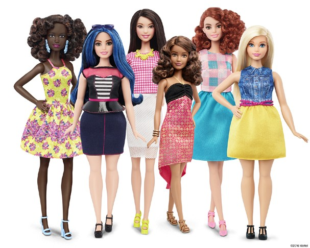 oleção Barbie Fashionistas
