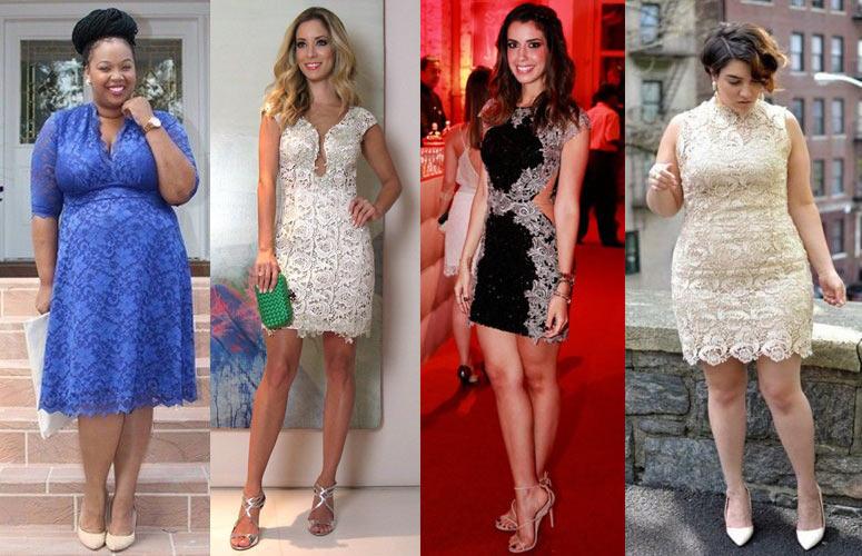 Vestido De Renda Modelos E Dicas De Como Usar We Fashion
