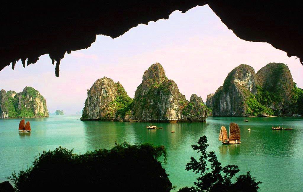 30 destinos de viagem onde o Real vale mais que a moeda local vietnã