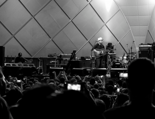 City and Colour no Cine Joia 11 03 15
