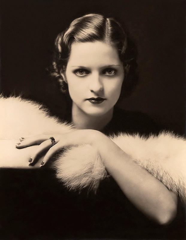 Dorothy Flood, um performer no Ziegfeld Follies da Broadway