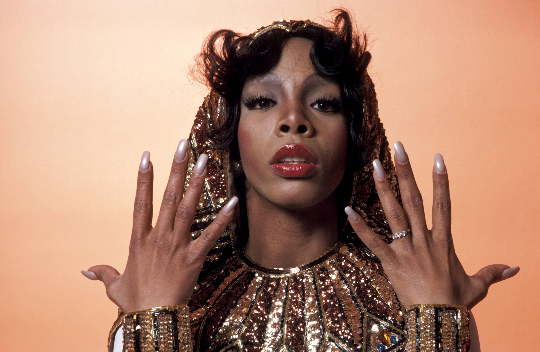 Estrela Disco Donna Summer