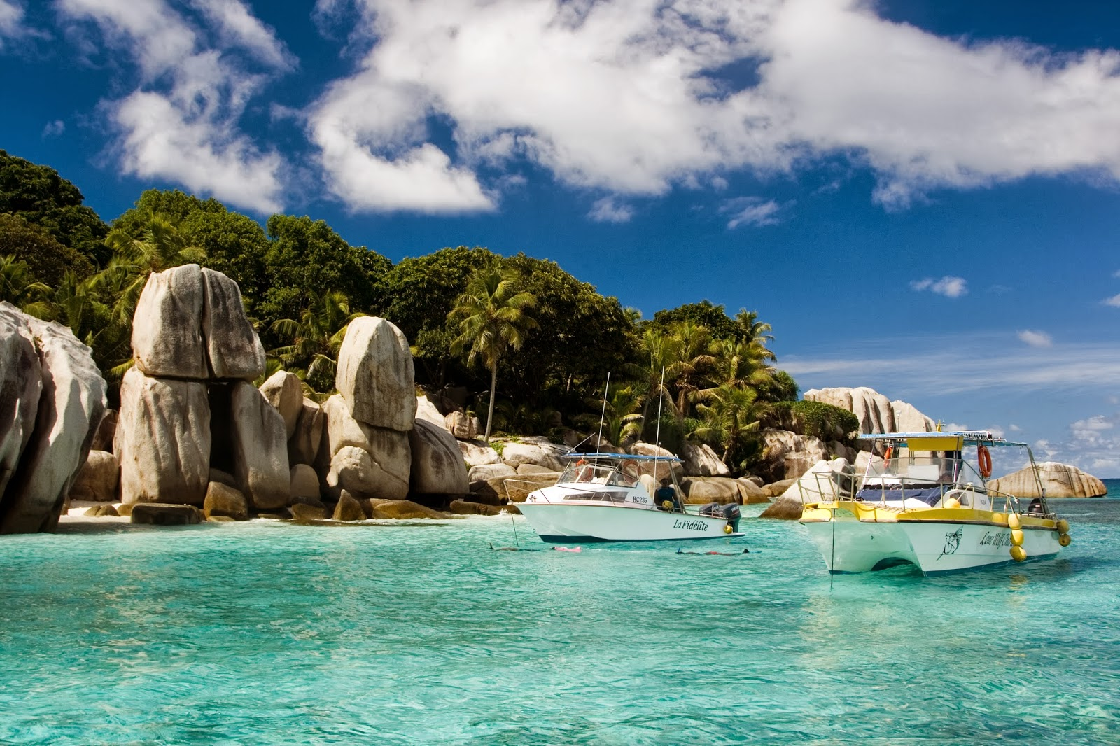 Ilhas Seychelles turismo barato