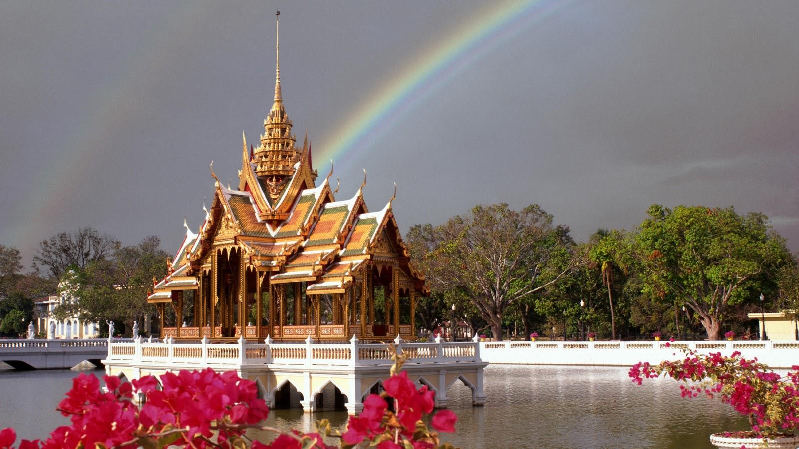 Tailândia turismo barato