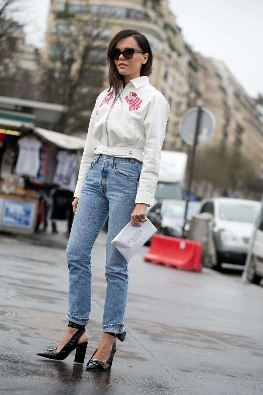 como usar jeans rígido wedgie 3