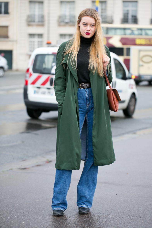 como usar jeans rígido wedgie 4