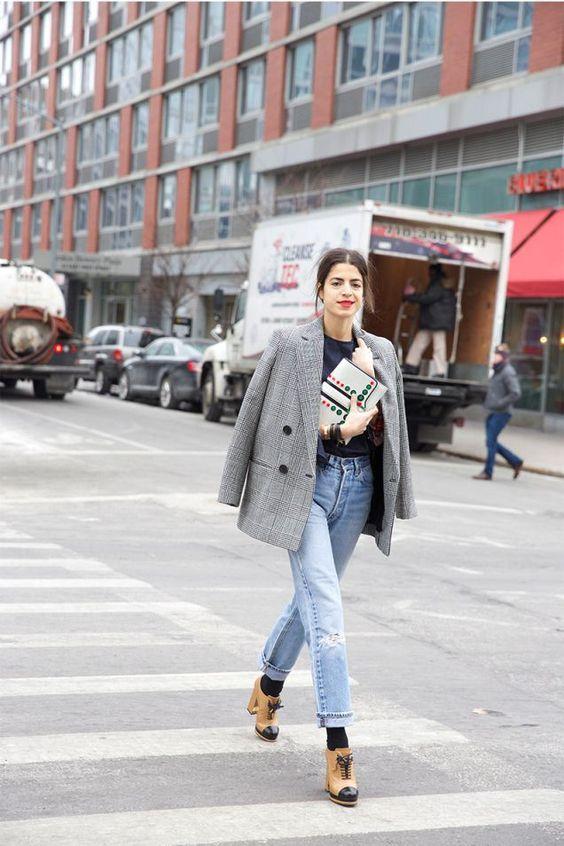 como usar jeans rígido wedgie 6