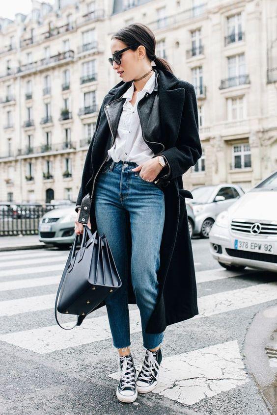 como usar jeans rígido wedgie 7