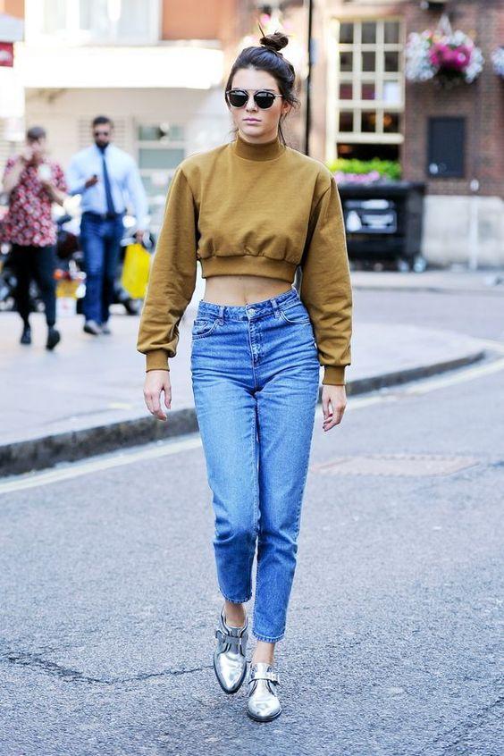 como usar jeans rígido wedgie 8
