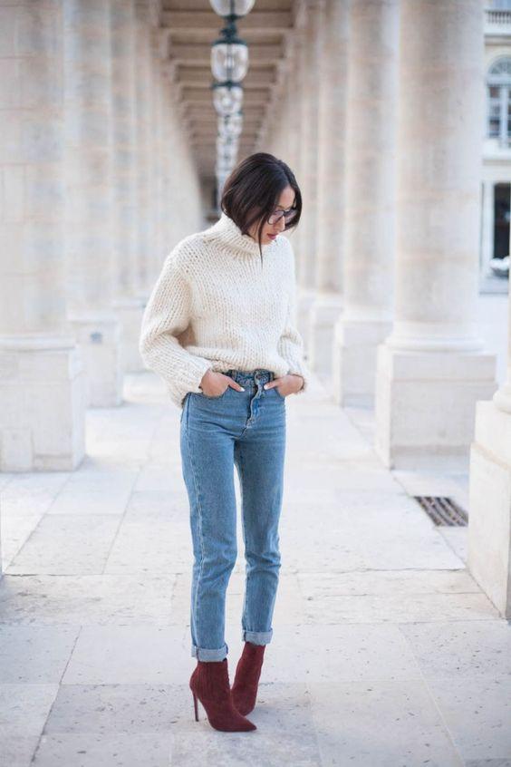 como usar jeans rígido wedgie 9