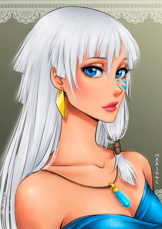 princesas da disney versão mangá 11