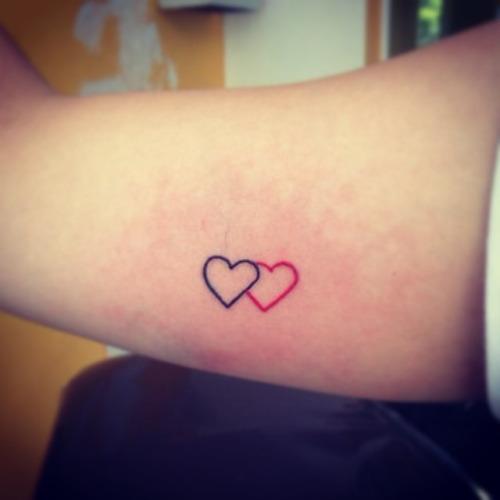 tatuagem delicada coração1