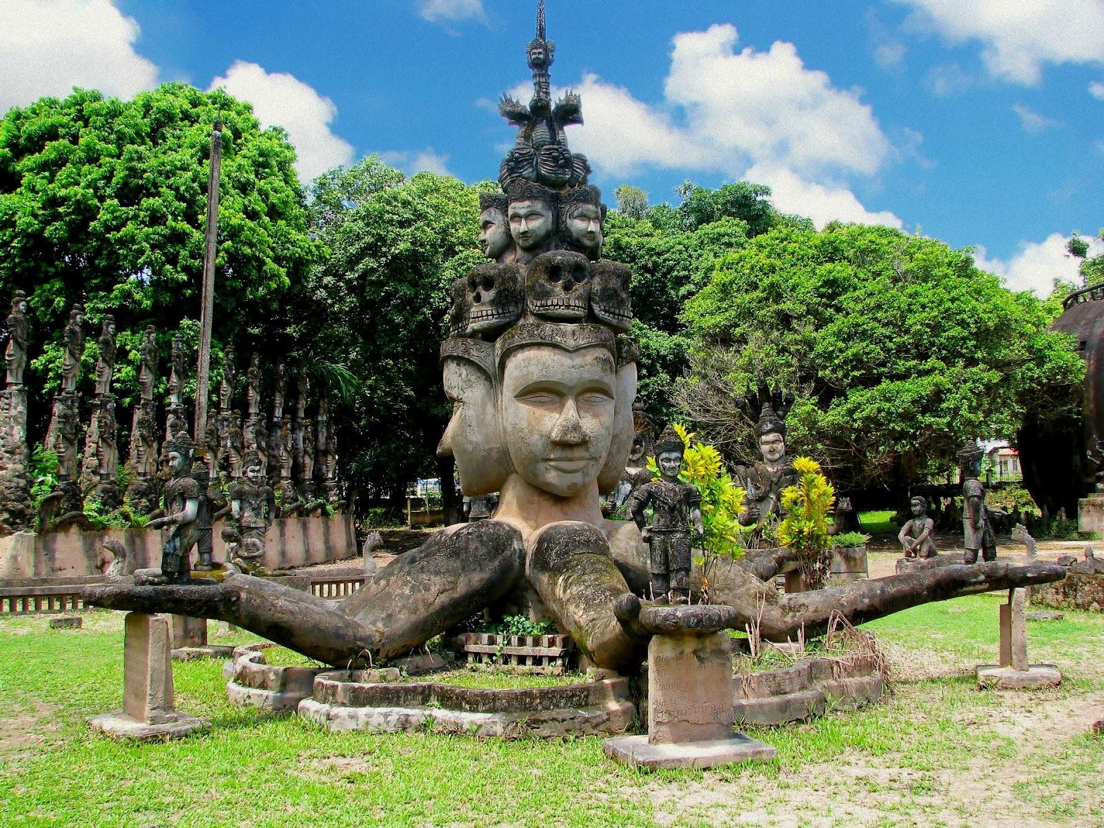 turismo em laos