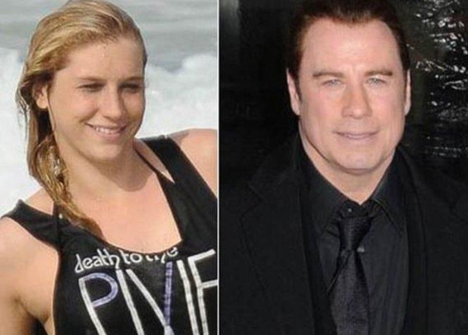 Ke$ha e John Travolta